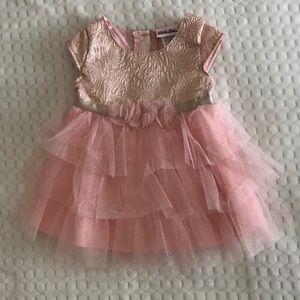 Baby girls formal dress 12 months